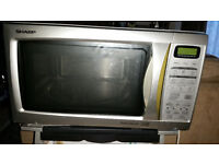 Microwave - Sharp r754(sl)m