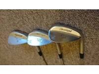 Cleveland Rtx 588 Rotex 2.0 Golf Wedges