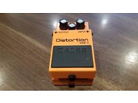 Boss DS-1 Distortion Pedal - Unboxed