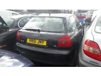 Audi A3 For Breaking/Spares