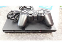 Playstation 2 Slimline Console | Controller