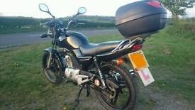 Very Clean Yamaha YBR 125 2006
