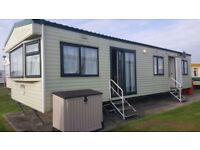 6 Berth Caravan for hire at Hutleys St Oysth - Clacton on Sea