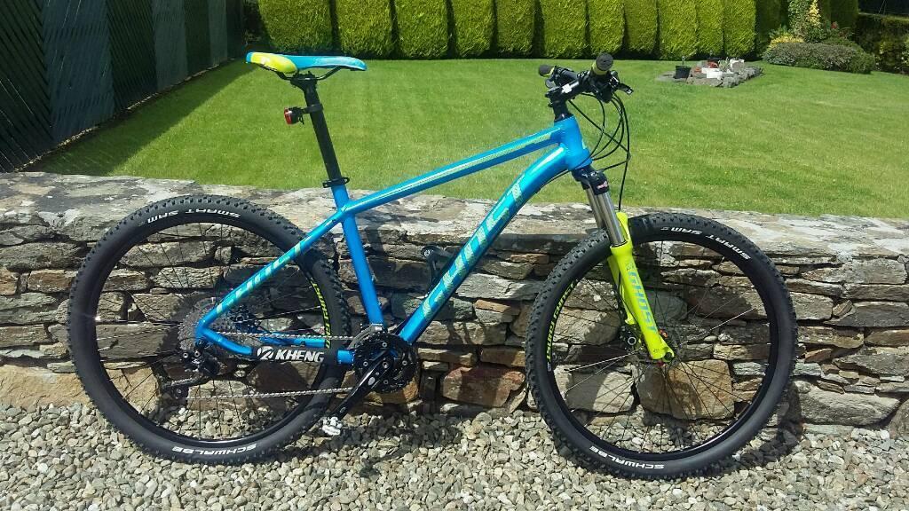 Ghost Kato 5 Hardtail Mountain Bike