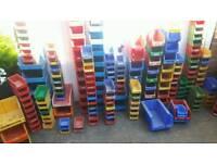 Linbins x 200 storage boxes