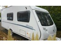 sterling Europa 520 4 berth imaculate condition