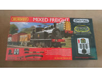 New Hornby Mixed Freight set DCC Fitted
