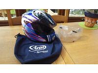 Arai Matsudo Rep Race Motorclycle Helmet