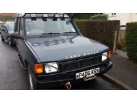 landrover discovery 300tdi 4x4, off-road/on-road ready, tax an mot'd