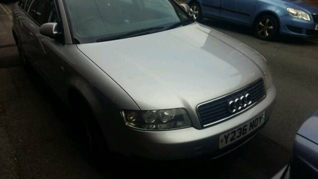 Audi A4 automatic (gearbox problem) | in Stoke-on-Trent, Staffordshire |  Gumtree