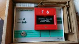 Fire Alarm GX20e battery operated