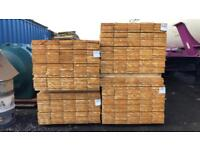 🐞Untreated Scaffold Style Boards x 100 : £1100