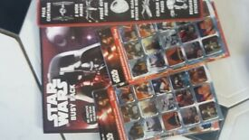 Star wars stickers bundle