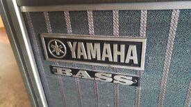 Yamaha Vintage Bass cabinet City Center