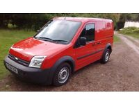 Ford Transit Connectedit 1.8TDCi T200 SWB Panel Van Low Miles Full Service History