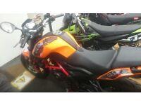 KSR GRS 125cc 1 £1900 ONO