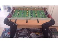 Half price - SMOBY football table