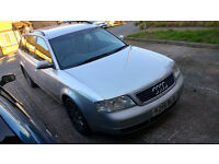 Audi A6 estate 1.9 tdi