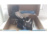 kids Bauer ice hockey skates