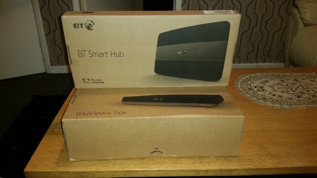 Fine Youview Bt Hdmi Box Bt Smart Hub Brand New Boxed Wiring Etc Wiring Cloud Hisonuggs Outletorg