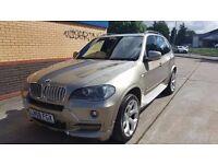 BMW X5 2008 DIESEL AUTOMATIC M SPORT KIT PANORAMIC LEATHER SATNAV