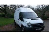 Ford Transit Campervan MOT TILL JAN 2018 *Woodburner* *Solar Panel*