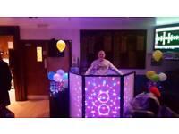 Karaoke and disco