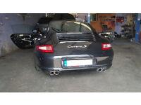 Porsche 996, 997, 987, 911 Sound Systems Satnav Radio Specialist