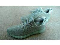 Adidas YEEZY 350 BOOST MOONROCK UK8.5 NEW