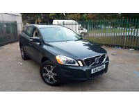 AUTOMATIC VOLVO XC60 2.4 D5 AWD LUX SE. FULLY LOADED. 1 OWNER.FULL VOLVO HISTORY. CHEAPEST IN UK