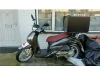 Commercial Pegeout Tweet 125cc V