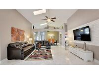 Luxury 5 bed 4 bath vacation villa with south facing pool minutes from Disney ,Florida