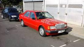 Mercedes 190 lovely car