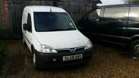 Vauxhall combo spares or repairs
