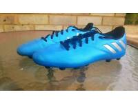 Adidas MESSI 16.4 boots size 5
