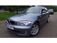 2005 05 BMW 116i SE MOT 02/16 73K FSH(PART EX WELCOME)