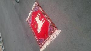 Persian Handmade wool rug