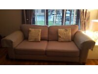 Grey Sofa For Sale (2×2 seater)