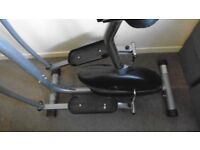 V-Fit Cross Trainer Very Good Condition