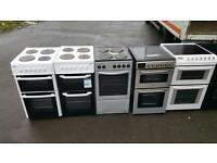 Selection of cookers £125-£180 delivered and installed