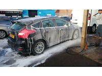Car Wash / Forecourt / Yard to let
