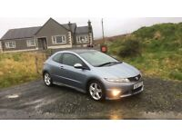 2007 Honda Civic type s (DIESEL) NOT Volkswagen Golf bora Leon Jetta