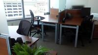 Co-Working Space, another great option from REGUS