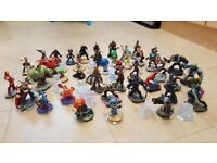 Disney infinity 2.0 and 3.0 and figures for xbox one