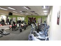 VERY BUSY GYM/ FITNESS CLUB FOR SALE on the market again DUE TO A TIME WASTER...
