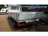 export truck 52reg lwb 311 5 speed diesel px poss no cars
