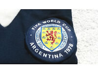 Scotland Football shirt World Cup 1978 Argentina - Collection