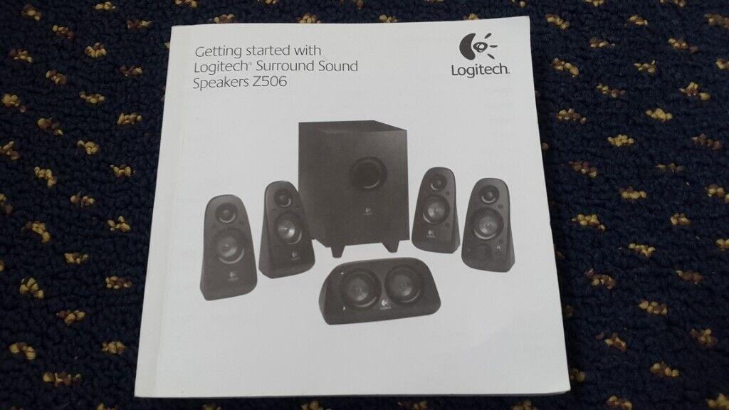 Logitech Surround Sound Not Working