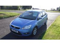 FORD FOCUS 1.6 SPORT TDCI,2011,Alloys,Sat Nav,Air Con,Full Ford Service History,£30 Road Tax,60mpg