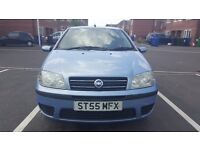 Fiat punto 1.28v 5dr hatchback with full year mot